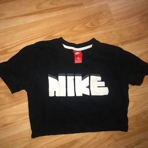 Nike Crop Tee Size XS
